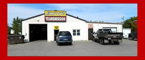 Smittys Transmission Service Inc. store front image